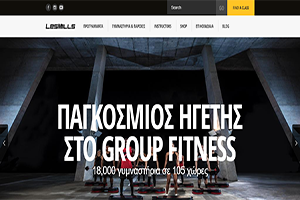 Les Mills Greece