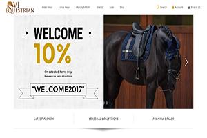 VI Equestrian